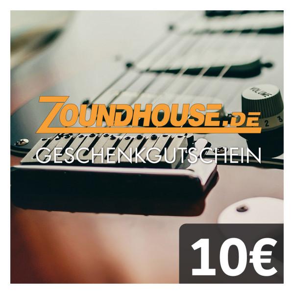 10,- EUR Geschenkgutschein