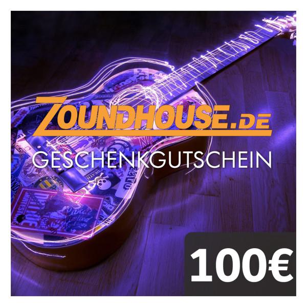100,- EUR Geschenkgutschein